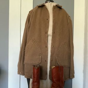 Woolrich Medium Tan Denim Jacket
